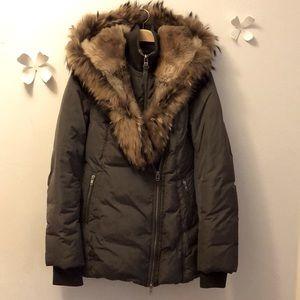 Mackage winter coat XXS